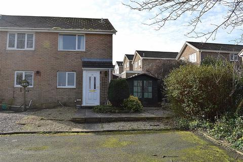 2 bedroom semi-detached house for sale - Milton Close, Priory Park, Haverfordwest