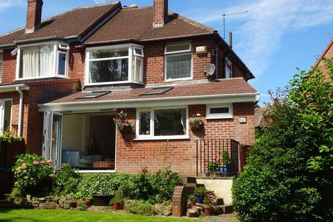 3 bedroom semi-detached house to rent - High Storrs Crescent, High Storrs, S11 7JX