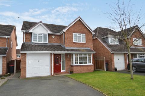 4 bedroom detached house for sale - Roe Deer Green, Newport, TF10 7JQ