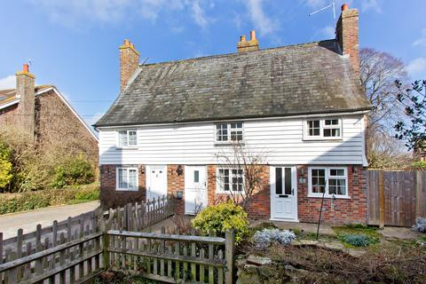 2 bedroom cottage for sale - The Green, Fordcombe, Tunbridge Wells, TN3