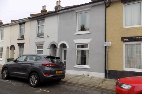 2 bedroom terraced house to rent - Cuthbert Road, Fratton , Portsmouth