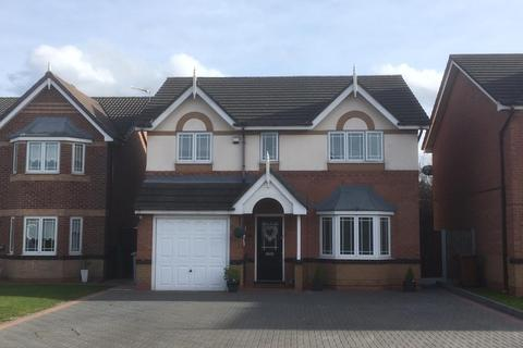 4 bedroom detached house for sale - Bramble Close, Middlewich