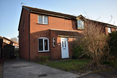 2 bedroom semi-detached house to rent - Bader Close, Yate, BRISTOL