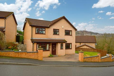 4 bedroom detached house for sale - Beautiful Family Home, Heol-Y-Glyn, Treharris