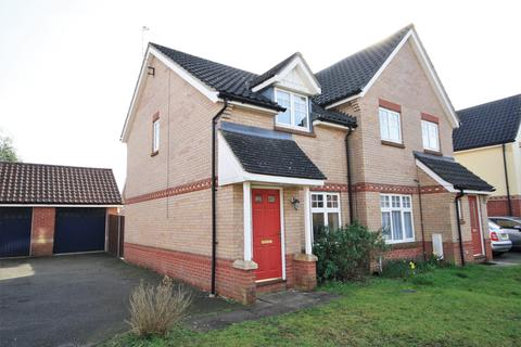 2 bedroom house to rent - Brancaster Close, Thorpe Marriott, Norwich