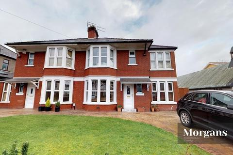 4 bedroom semi-detached house for sale - Pantbach Road, Birchgrove, Cardiff