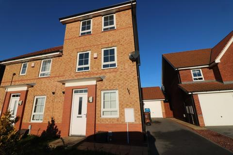 3 bedroom end of terrace house to rent - Brompton Park, Kingswood