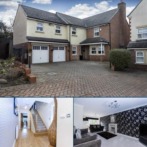 5 bedroom detached house for sale - 7 Tingley Hall Rise, Tingley, Wakefield, WF3 1QZ