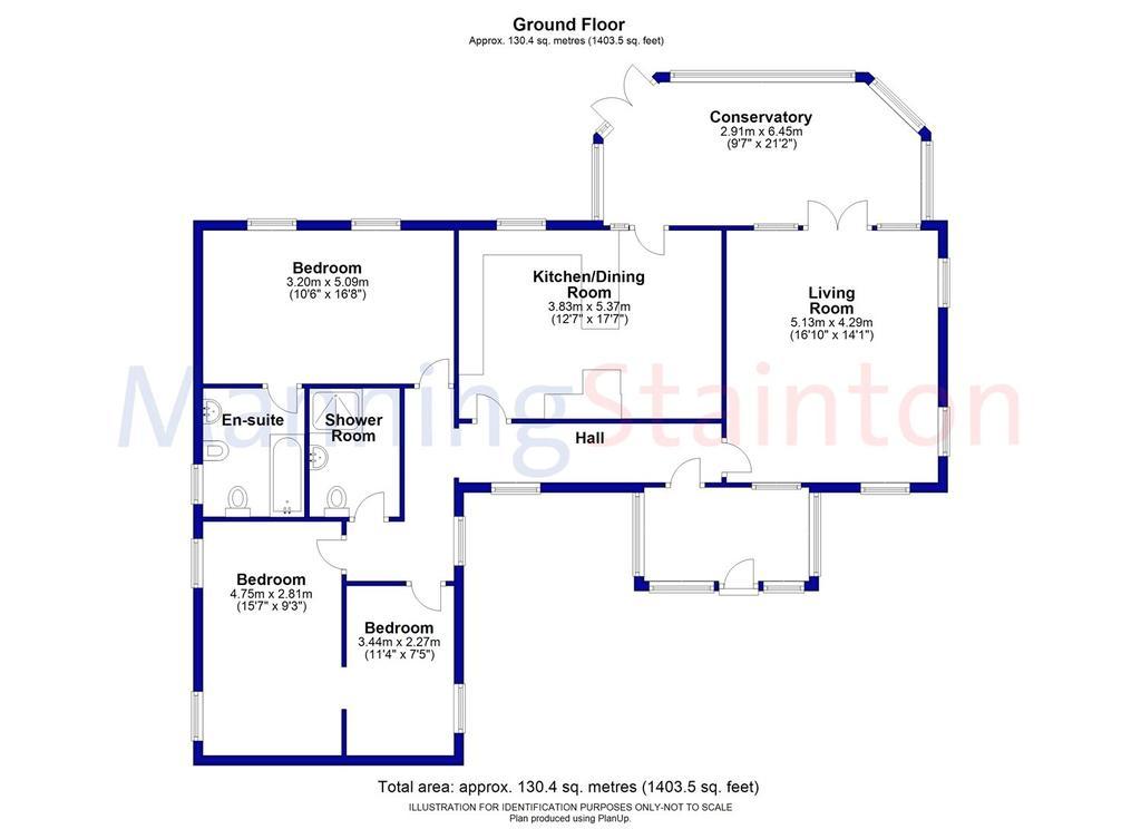 Floorplan 2 of 2: The Curtliage