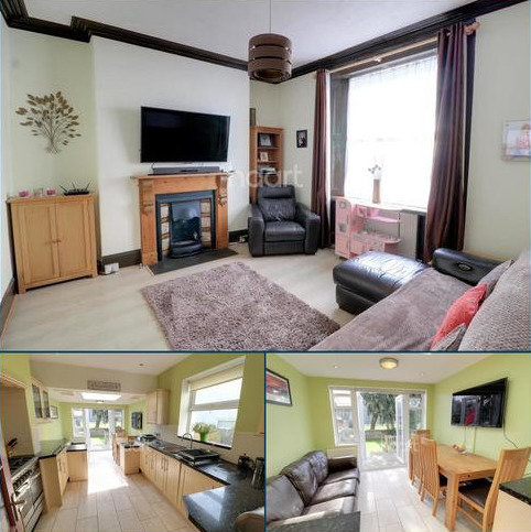 4 bedroom terraced house to rent - Hotham Place Plymouth PL1