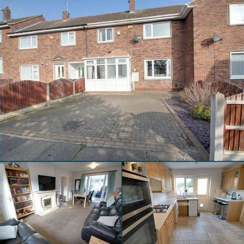 3 bedroom end of terrace house for sale - Goodwin Crescent, Mexborough