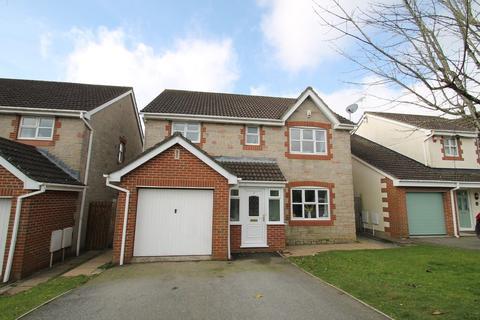 4 bedroom detached house for sale - Trinnaman Close, Ivybridge