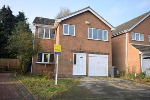 4 bedroom detached house for sale - Whitaker Gardens, Derby, DE23 6AW