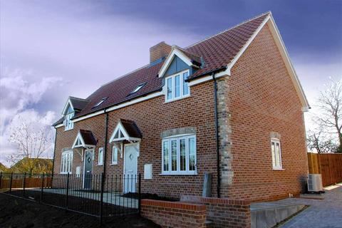 3 bedroom house for sale - Plot One, Tab's Cottage, Jack's Field Development, Witnesham
