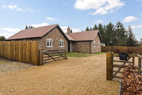 4 bedroom detached bungalow for sale - Swaffham Road, Ickburgh