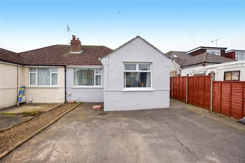 2 bedroom bungalow for sale - Abbey Road, Sompting, Lancing, West Sussex, BN15