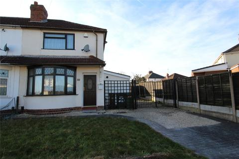 2 bedroom semi-detached house to rent - Uplands Avenue, Willenhall, West Midlands, WV13
