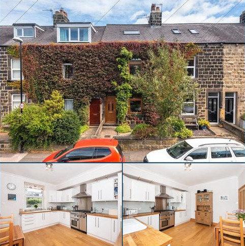 3 bedroom terraced house for sale - Hamilton Terrace, Otley