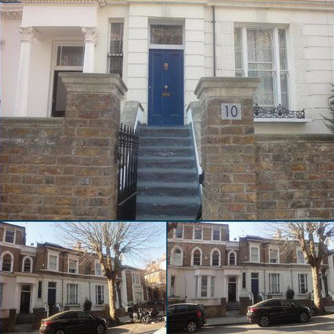 3 bedroom flat to rent - Oxford Road, London NW6