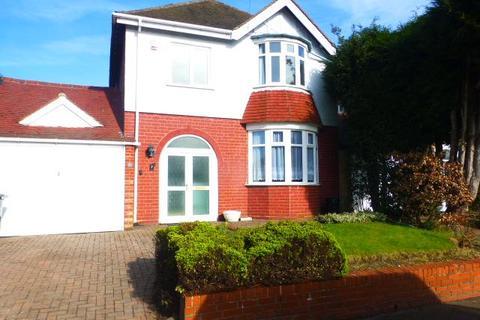 3 bedroom detached house to rent - Elm Tree Road, Harborne, Birmingham, B17 9AP