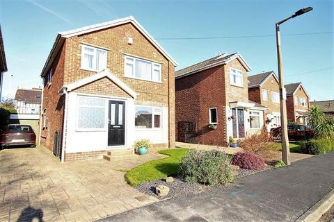 3 bedroom detached house for sale - Chatsworth Close, Aston, Sheffield, S26 2GA