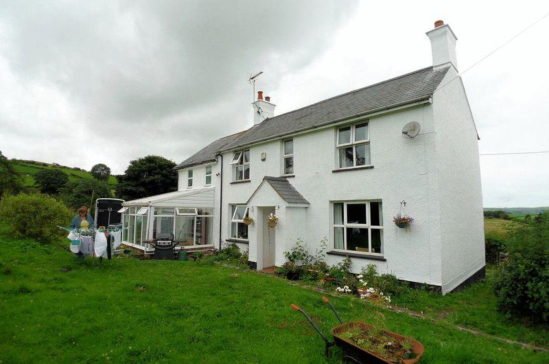 5 Bedrooms Farm House Character Property for sale in Groes, Denbigh