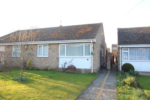 2 bedroom semi-detached bungalow for sale - Mays Way, Potterspury, Towcester