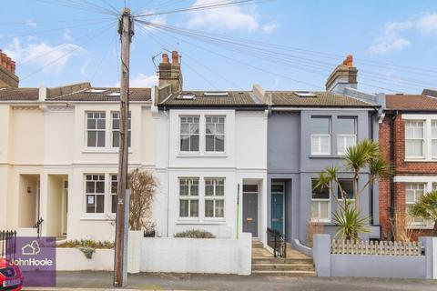 3 bedroom terraced house for sale - Sandgate Road, Brighton, BN1