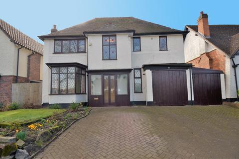 4 bedroom detached house for sale - Howard Road, Kings Heath, Birmingham, B14