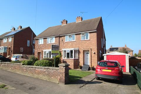 3 bedroom semi-detached house for sale - St Edmunds Road, Stowmarket, IP14