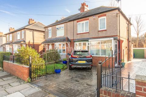 3 bedroom semi-detached house for sale - Laburnum Avenue, Walkerville, Newcastle Upon Tyne