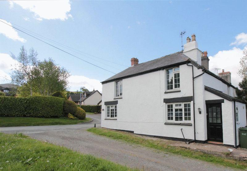 3 Bedrooms Semi Detached House for sale in Bryneglwys, Corwen