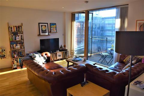 2 bedroom apartment for sale - The Base, Arundel Street, Castlefield, Manchester, M15 4JR