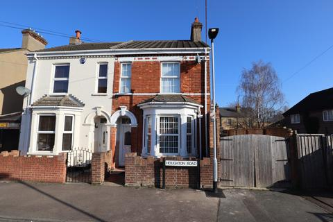 3 bedroom end of terrace house to rent - Houghton Road, Bedford, Bedfordshire, MK42