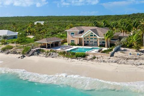 6 bedroom detached house  - Aqua Terra, Silver Beach Estates, Tar Bay, Great Exuma