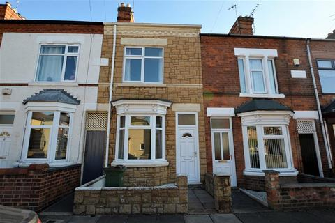 2 bedroom terraced house to rent - Fairfield Street, Wigston, LE18 4SL