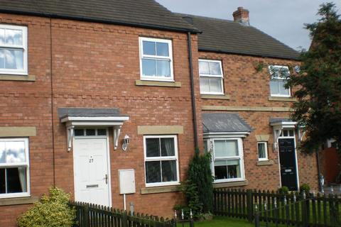 2 bedroom terraced house to rent - Stephenson Road, Brompton on Swale, Richmond DL10