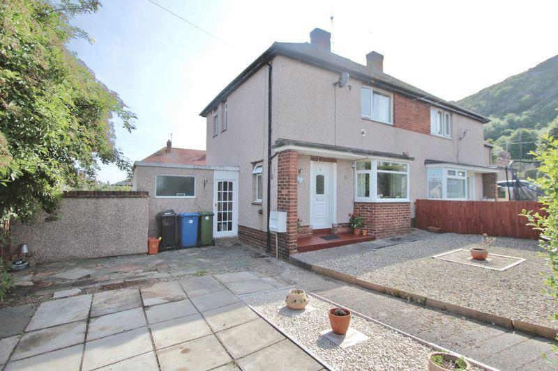 2 Bedrooms Semi Detached House for sale in Ffordd Ty Newydd, Prestatyn
