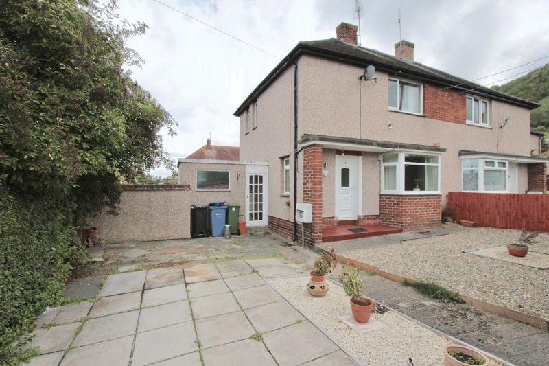 2 Bedrooms Semi Detached House for sale in Ffordd Ty Newydd, Prestatyn
