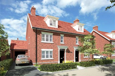 4 bedroom semi-detached house for sale - Stoneham Lane, Eastleigh, Hampshire, SO50