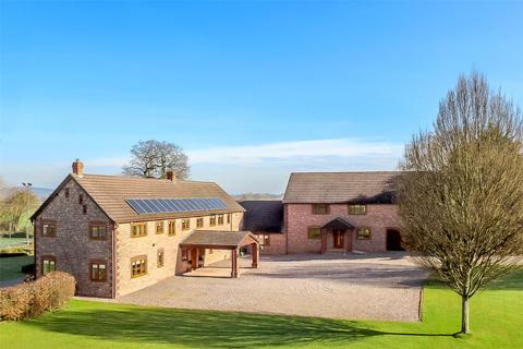 7 bedroom detached house for sale - Princes Oak, Alberbury, Powys