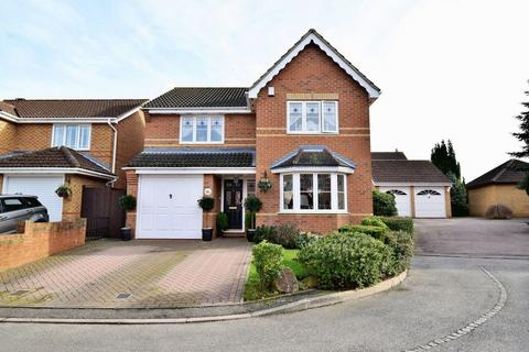 4 bedroom detached house for sale - Ashworth Place, Church Langley