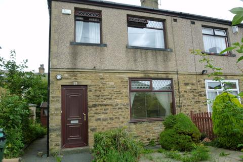 2 bedroom semi-detached house to rent - Thornbury Grove, Bradford, BD3