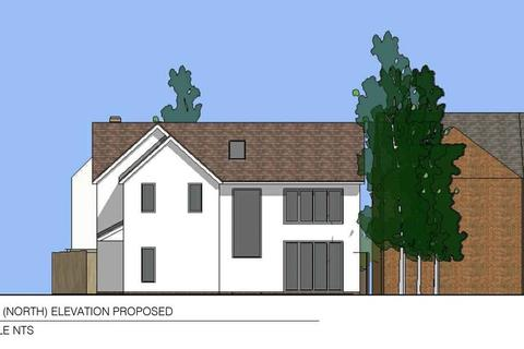 Plot for sale - Building Plot off Oundle Road, Peterborough