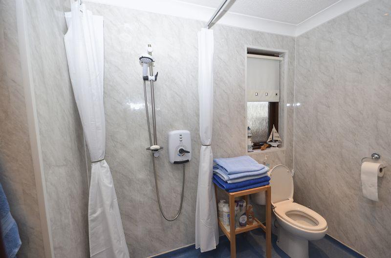 En suite Wetroom