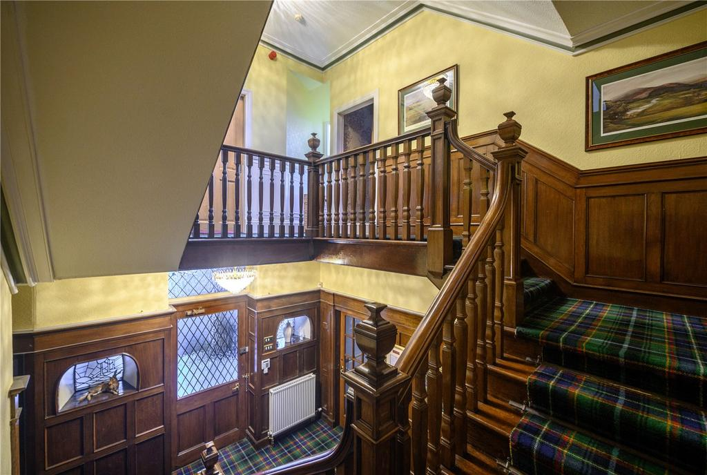 Galleried Staircase