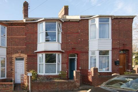 2 bedroom terraced house for sale - Weirfield Road, St Leonards, Exeter