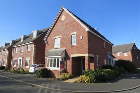 4 bedroom detached house to rent - Bramblewood Close, Wrexham, LL13
