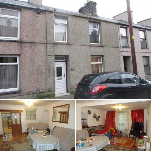 4 bedroom terraced house for sale - Madoc Street, Porthmadog