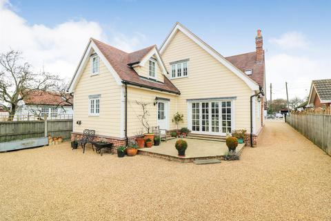 4 bedroom detached house for sale - Mountview Crescent, St. Lawrence, Southminster